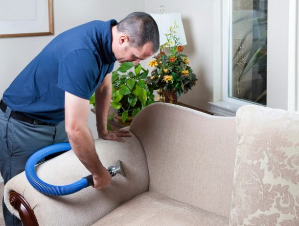 Carpet and upholstery cleaning Warrington