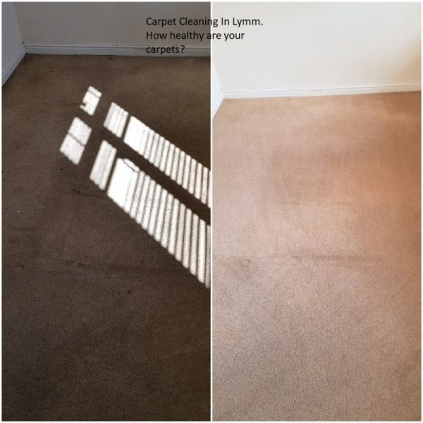 local carpet cleaning service in Lymm.