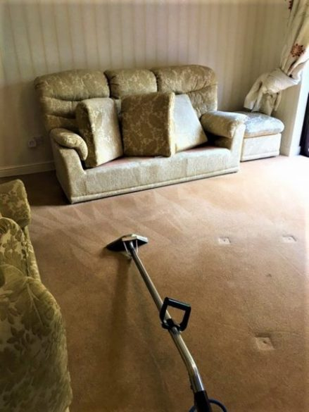 Carpet and Upholstery cleaning in Locking Stumps, Warrington