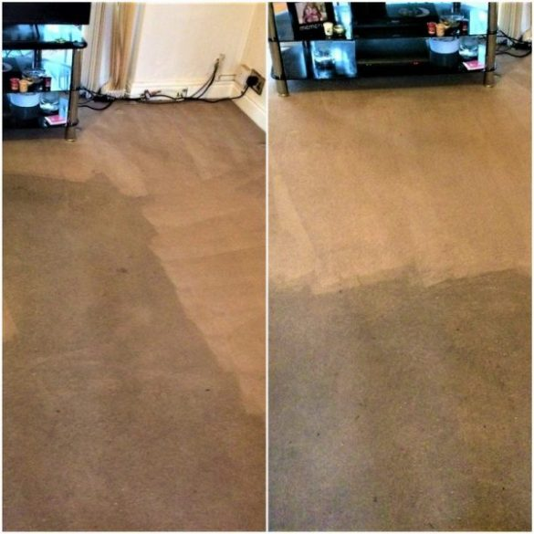 carpet cleaners in Warrington